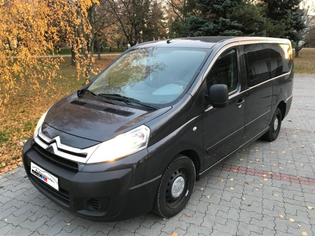 Citroën Jumpy 2.0 HDi Multispace Long_autopozicovnabosany.sk