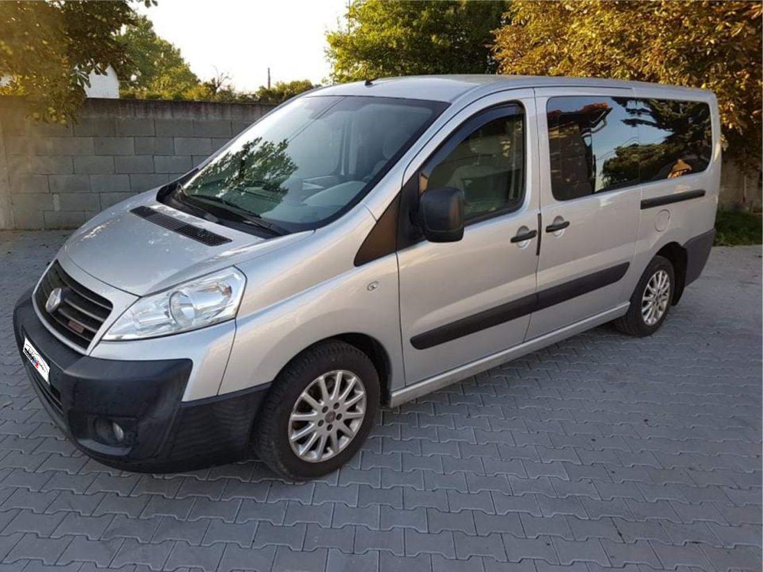 Fiat Scudo Combi 2.0 Multijet Panorama_autopozicovnabosany.sk
