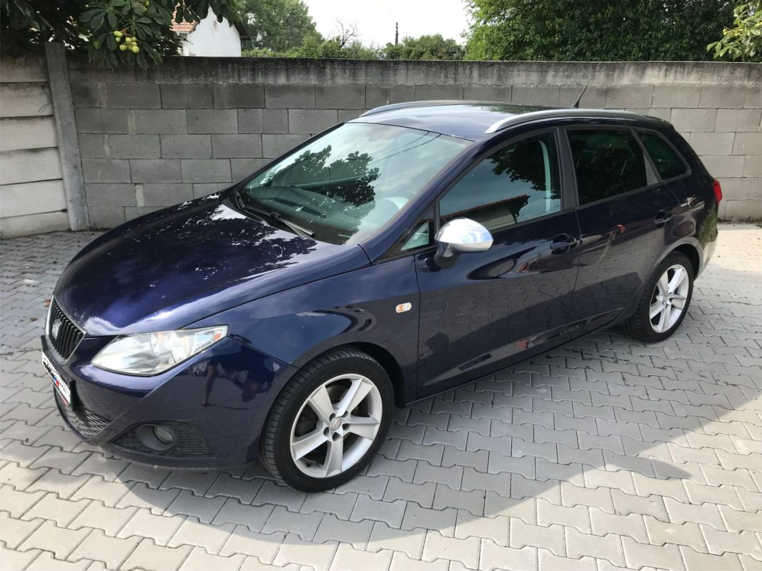 Seat Ibiza 1.6 TDi CR_autopozicovnabosany.sk