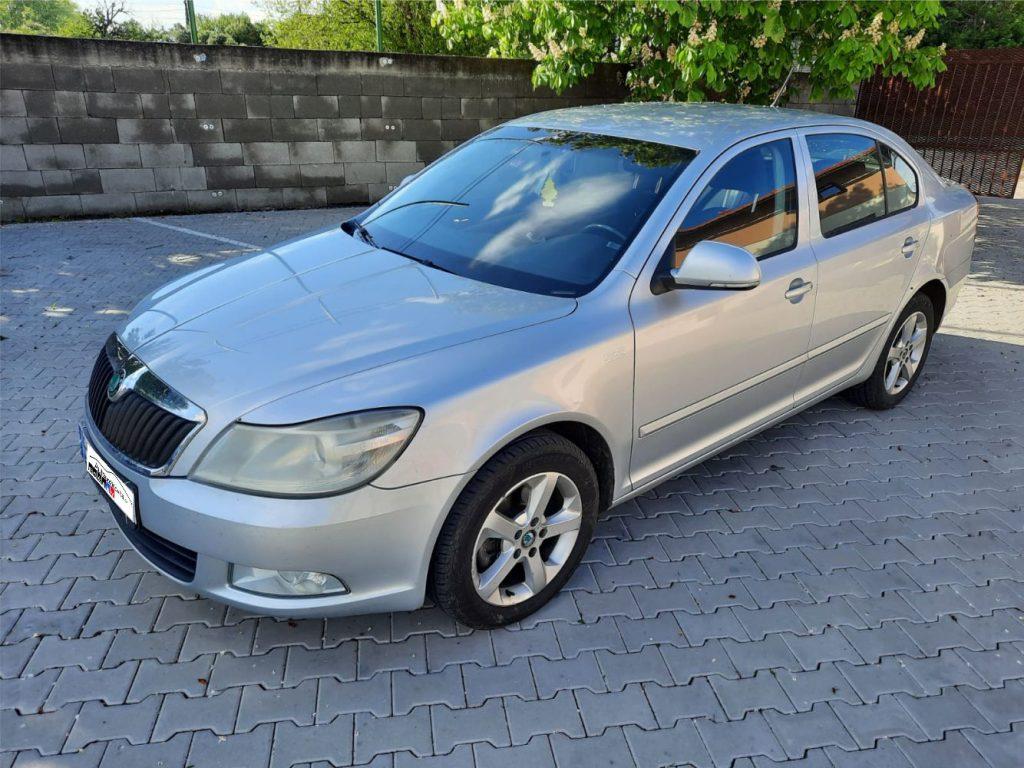 Škoda Octavia Elegance 2.0 TDI CR DPF Elegance_autopozicovnabosany.sk